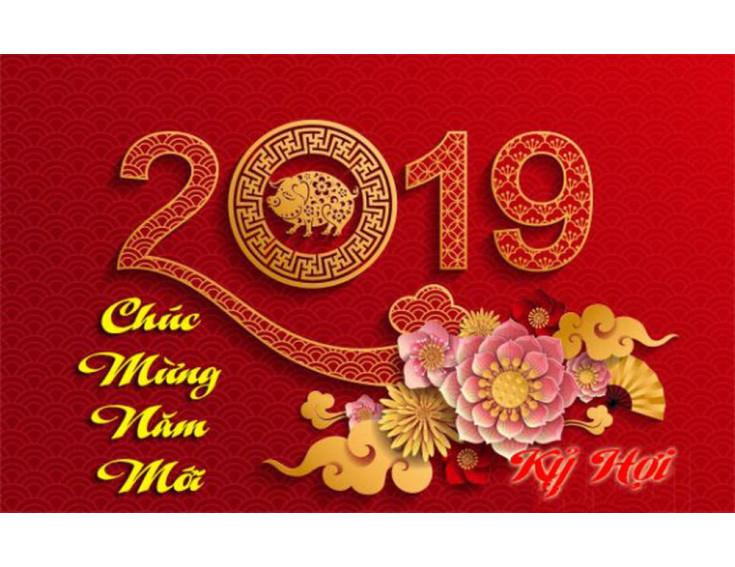 Chúc Mừng Năm Mới - Mừng Xuân Kỷ Hợi