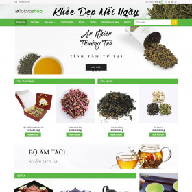 Website Ẩm Thực