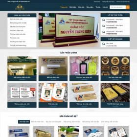 Website Dịch Vụ