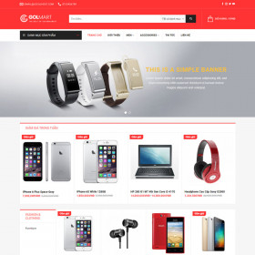 Website Điện Tử