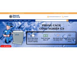 Website Điện Lạnh Bảo Cường
