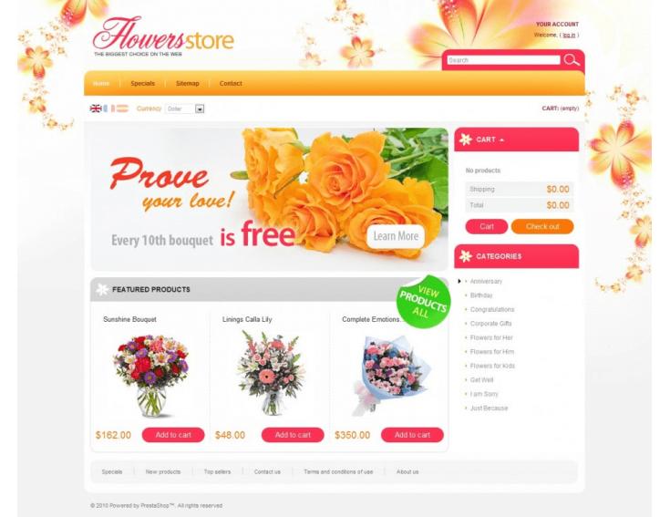Những lưu ý quan trọng để có 1 website hoa tươi chuyên nghiệp?