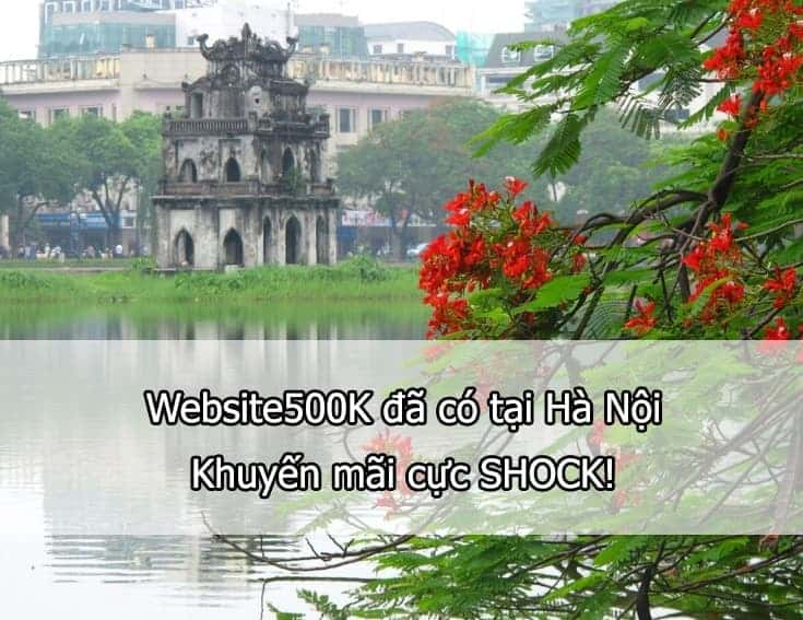 Tặng 100 Tên Miền Miễn Phí Dịp Khai Trương Phòng Giao Dịch Tại Hà Nội