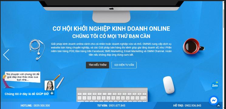 OMNIS sử dụng chat bot để hiểu khách hàng hơn