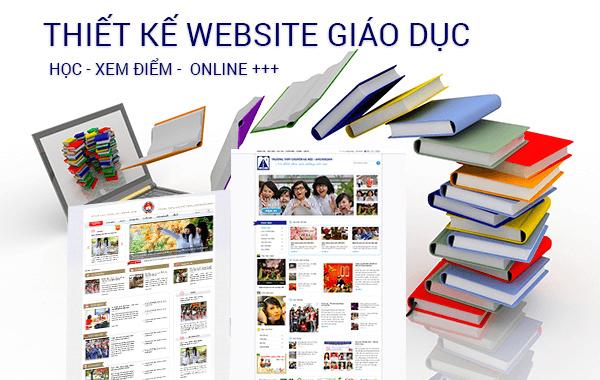 Thiết kế website trường học cần đảm bảo nhiều tiêu chí
