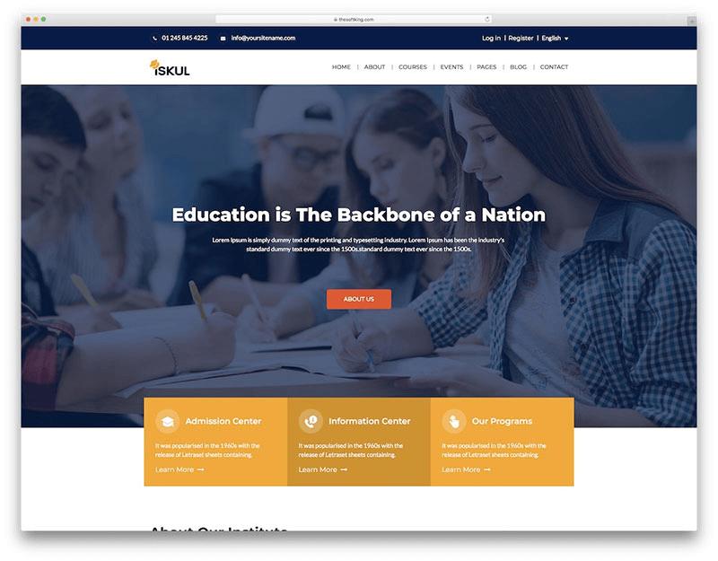 Website giáo dục cần được đầu tư về cả nội dung và hình ảnh