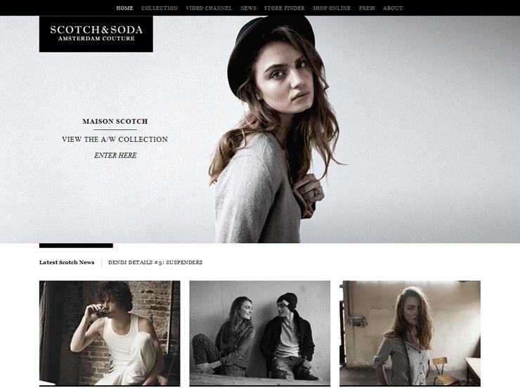 Website thời trang đa chức năng