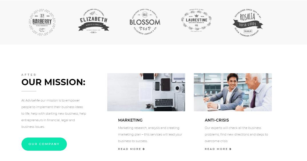 Mẫu website công ty đẹp. chuyên nghiệp