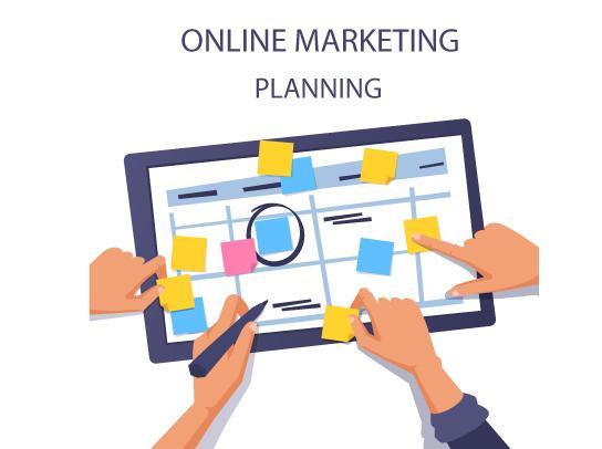 Các bước lập kế hoạch marketing online hiệu quả giúp tăng doanh số