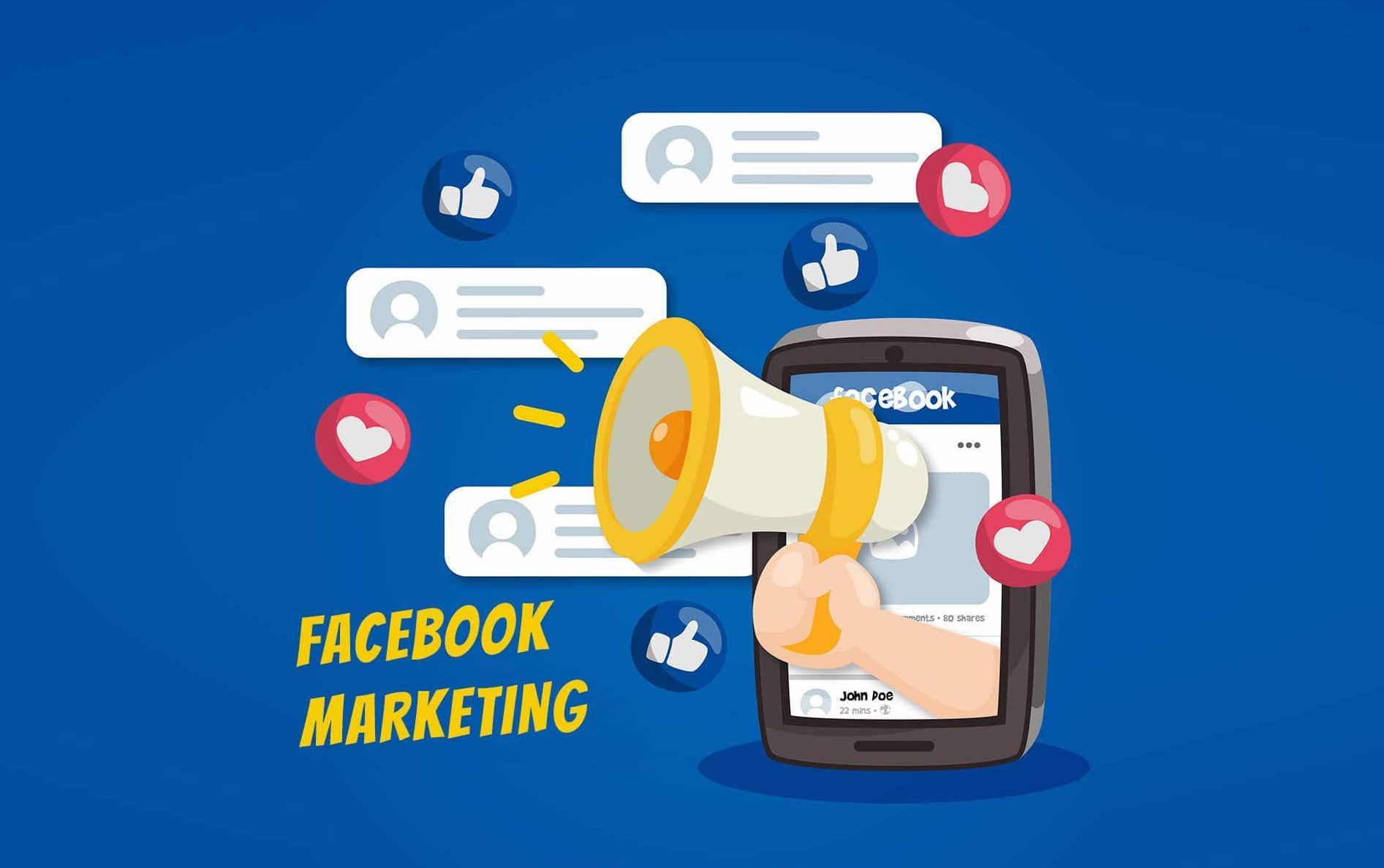 Marketing online hiệu quả với kênh bán hàng Facebook